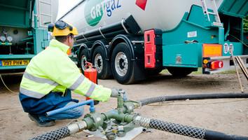 Le gaz fuse dans le mix énergétique français