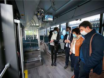 Des MAN Lion's City Efficient Hybride pour le Saint Quentinois