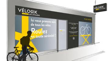 Vélogik lance son réseau de franchise