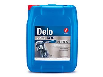 Texaco a lancé Delo 600 ADF
