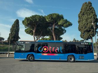 Pour Cotral, Solaris Bus c'est aussi des autocars !