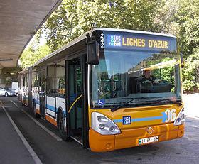 Un titre de transport unique dans les Alpes-Maritimes