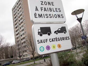 Lyon est devenu une Zone à Faibles Emissions