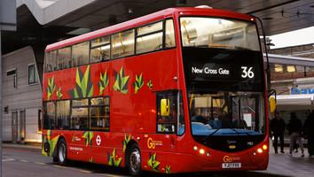 ZF électrifie les bus à Londres et aux USA