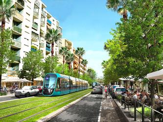 Egis va construire la 4e ligne de tram de Nice