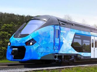 Première commande lancée par la SNCF pour les trains à hydrogène