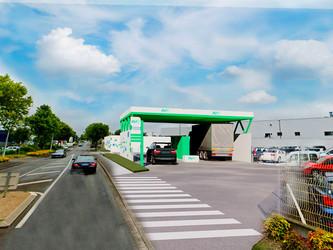 Hydrogène : une station à Vannes en 2021