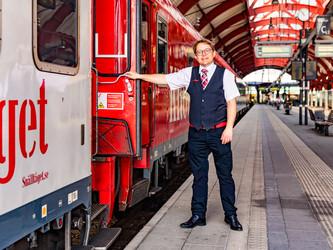Transdev a inauguré son train de nuit reliant Stockholm, Copenhague et Berlin