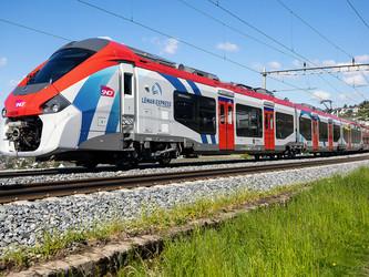 Alstom étoffe le parc du futur Léman Express