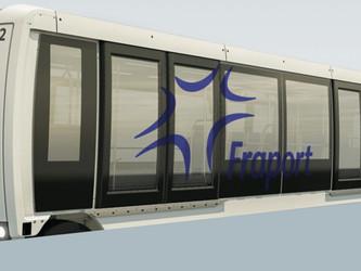 Une navette automatique Siemens pour l'aéroport de Francfort