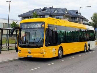 43 BYD eBus pour la Finlande