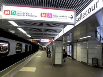 Lyon : mobilisation en faveur de la 5e ligne du métro menacée