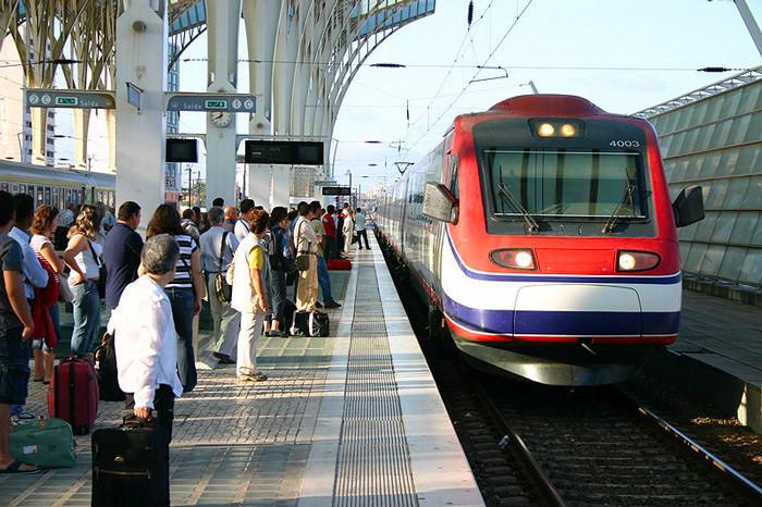 train portugual
