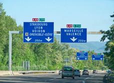 Grenoble créé une voie de covoiturage sur l'A48