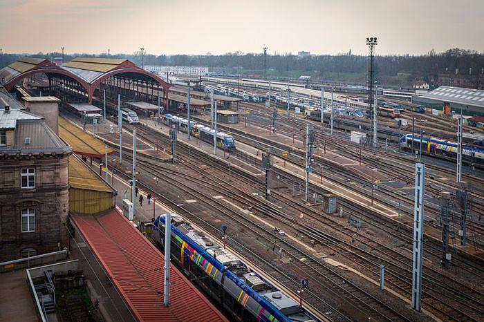 Réseau Express Métropolitain Strasbourg