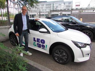 Autopartage : avec Leo & Go, Vulog s'offre une vitrine à Lyon