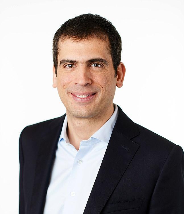 Philippe Colpron Vice-Président Exécutif de la division Aftermarket de ZF