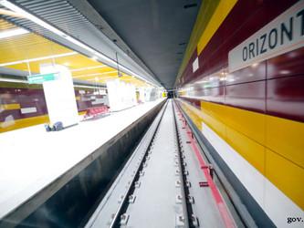 Des Metropolis d'Alstom pour le métro de Bucarest