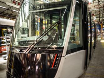 Caen a choisi son tramway