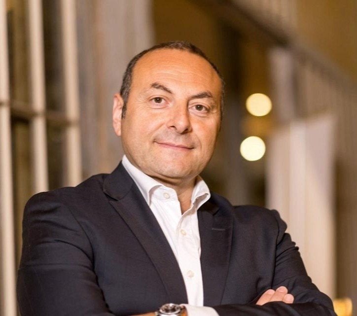 Jean-Paul Medioni, fondateur d'Ubitransport.