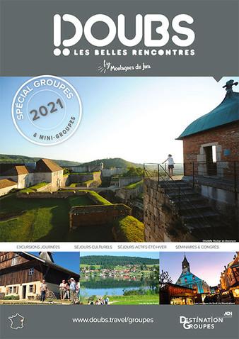 Doubs Tourisme publie sa brochure 2021