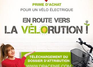Draguignan mise sur le vélo