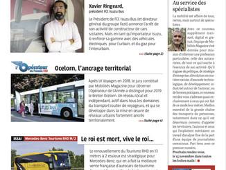 Un nouveau titre : Mobilités Magazine Autocars