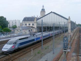 Les projets TER-GV intra-régionaux de la start-up Le Train