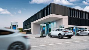 Siemens lance une station de recharge à haute puissance