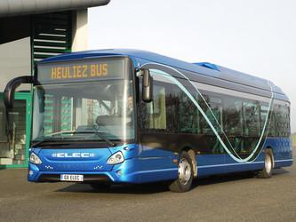 LA RATP choisit Heuliez Bus et Blue Solutions pour ses bus 100% électriques