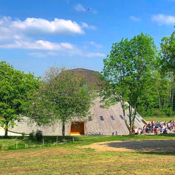 La Pyramide du Loup, nouveau site à découvrir dans l'offre groupes de Yonne Réservation.