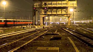 Retour de la grande vitesse de nuit en Italie