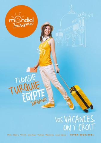 Mondial Tourisme : les nouveautés 2020/21