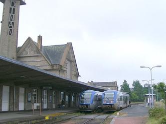 Quel avenir pour la ligne Dol-Dinan-Lamballe ?