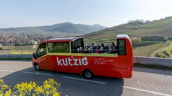 LK Kunegel met en place une navette touristique