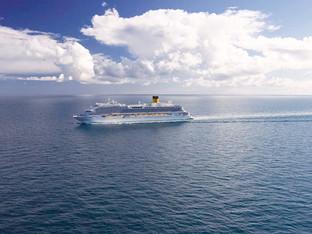 Costa dévoile ses itinéraires en Méditerranée pour l'été