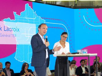 Franck Lacroix quitte le groupe SNCF