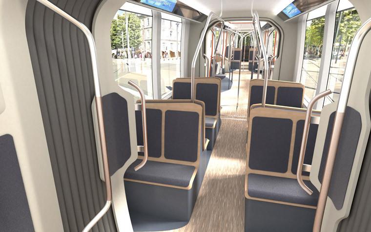 Des places assises « pour les voyages les plus longs ». (Photo de synthèse RCP)