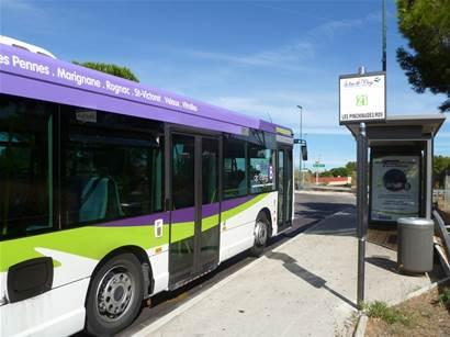 Bus de l'Etang