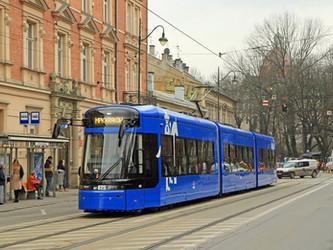 Les Tango de Stadler entrent en piste à Cracovie