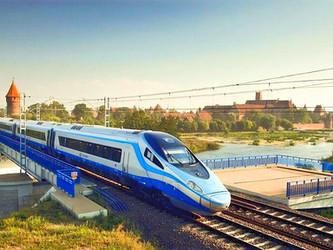 Alstom Thales et Nokia achèvent l'ERTMS 2 de Varsovie à la Baltique