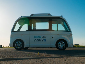 Navya réalise un chiffre d'affaires 2020 de 10,7 M€