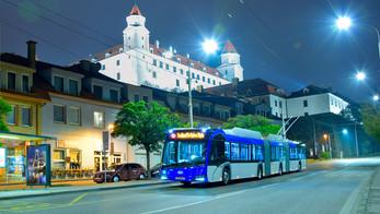Bratislava teste le Trollino 24