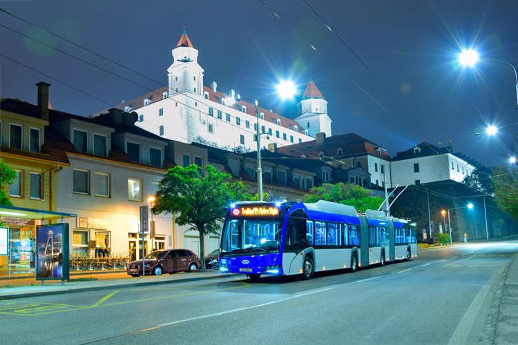 Trollino 24 à Bratislava