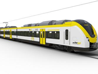 Alstom va livrer 19 trains régionaux à l'Allemagne