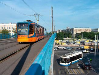 À Moscou, le métro prend en mains les tramways