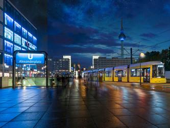 Les tramways de Berlin : presque tout Flexity ?