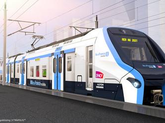 L'Île-de-France va s'engager pour NExTEO, la signalisation d'avenir du RER