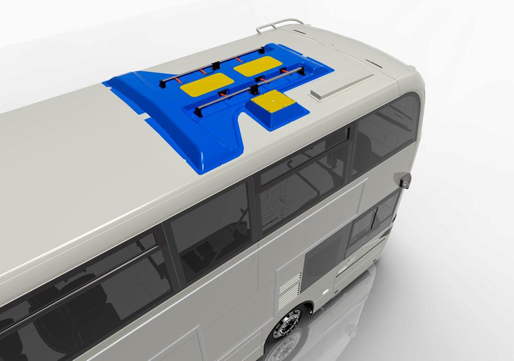 nouvelles options de charge pour les bus électriques