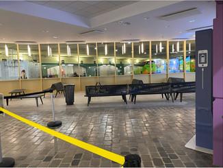 Saemes ouvre un espace d'accueil dans le parking de Bercy Seine